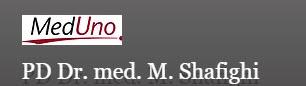 PD Dr. med. Shafighi
